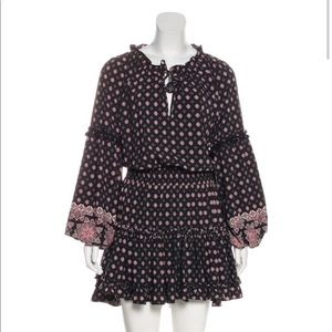 Misa Los Angeles Mini Dress Large